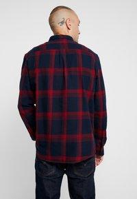 YOURTURN - Skjorte - dark blue/red - 2