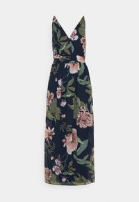 VMKATNISS MAXI DRESS  - Maxi dress - navy blazer
