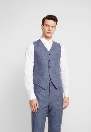 GOSPORT WAISTCOAT - Waistcoat - blue
