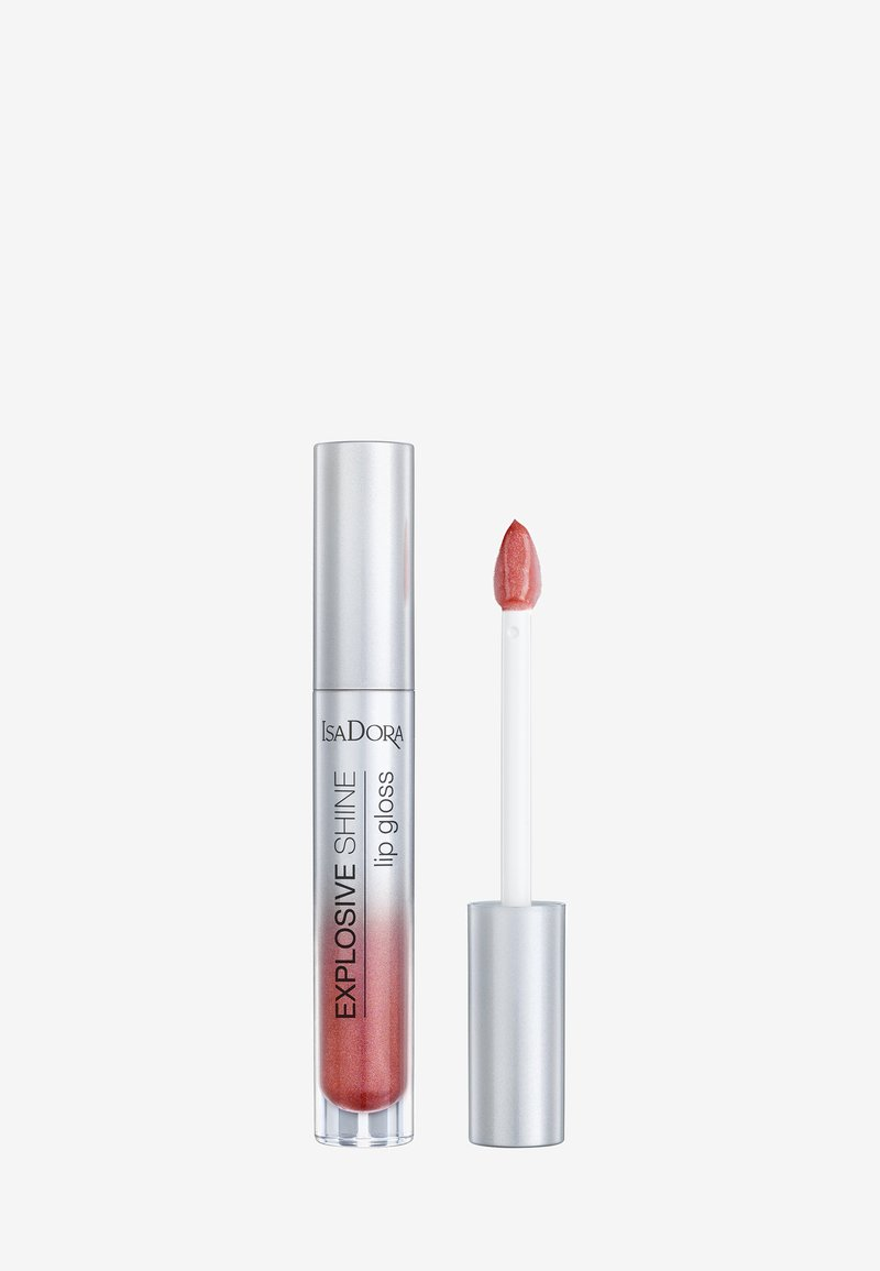 IsaDora - EXPLOSIVE SHINE LIP GLOSS - Lip gloss - red attraction