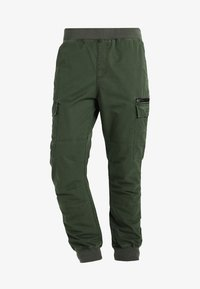 Pier One - Cargobroek - dark green - 6