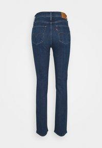 Levi's® - 724 HIGH RISE STRAIGHT - Straight leg jeans - blue denim - 1