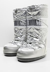 Moon Boot - GLANCE - Śniegowce - silver - 4
