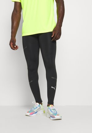 RUNNER ID LONG - Leggings - black