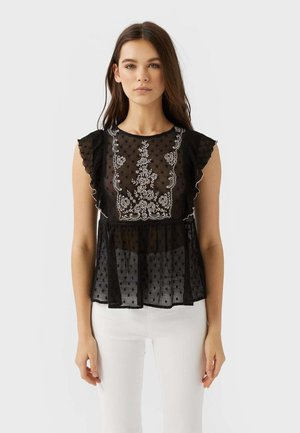 02047852 - Blouse - black