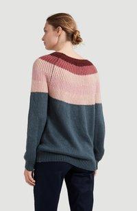 O'Neill - Jumper - blue aop w/ pink or purple - 1