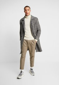 Jack & Jones - JORCLAY ROLL NECK - Trui - silver birch - 1