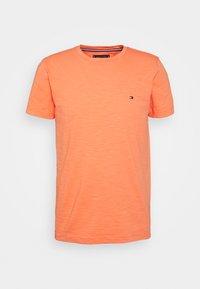 SLUB TEE - T-shirt - bas - summer sunset