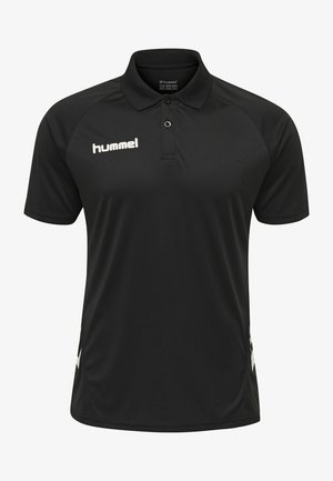HMLPROMO  - Poloshirt - black