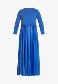 WEEKEND MaxMara - BARABBA - Sukienka z dżerseju - fiordaliso - 4