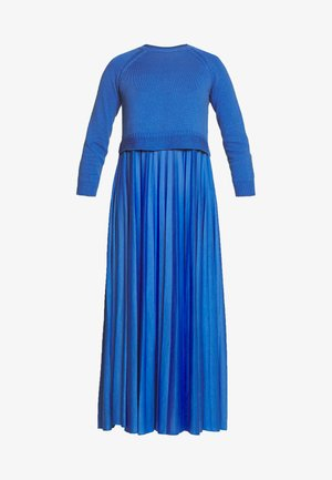 BARABBA - Jersey dress - fiordaliso