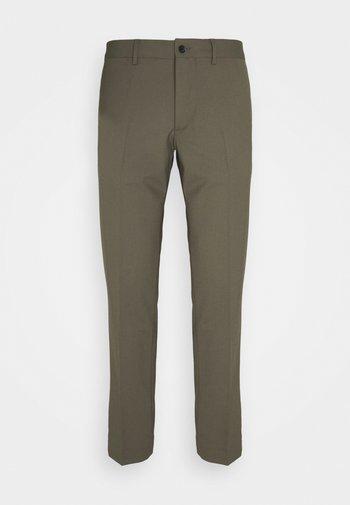 GRANT STRETCH PANTS - Pantaloni - army green
