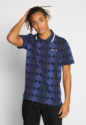 ARGYLE - Polo shirt - dark blue