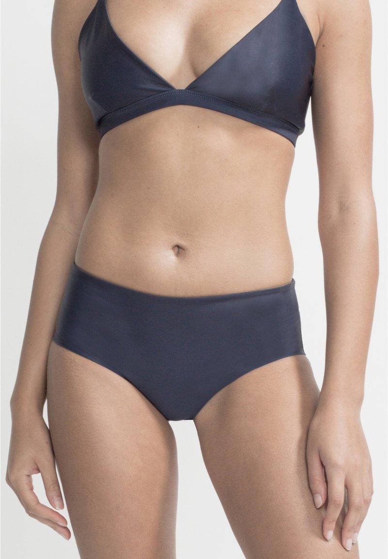 boochen - AMAMI - Bikini bottoms - dark blue