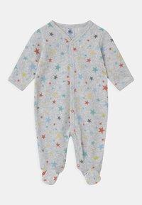 Petit Bateau - DORS BIEN UNISEX - Sleep suit - poussiere/multicolor - 0
