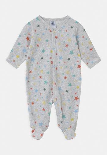 DORS BIEN UNISEX - Pijama de bebé - poussiere/multicolor
