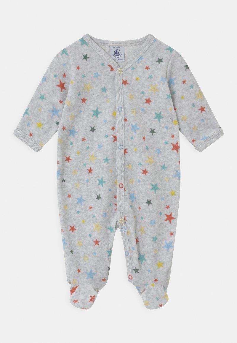 Petit Bateau - DORS BIEN UNISEX - Sleep suit - poussiere/multicolor