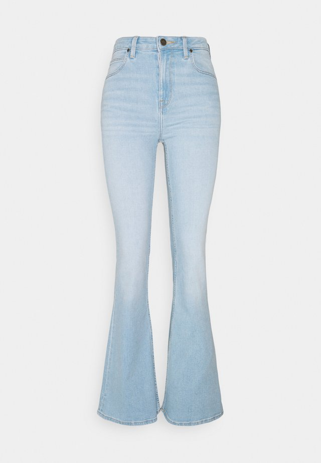 BREESE - Flared Jeans - bleached azur