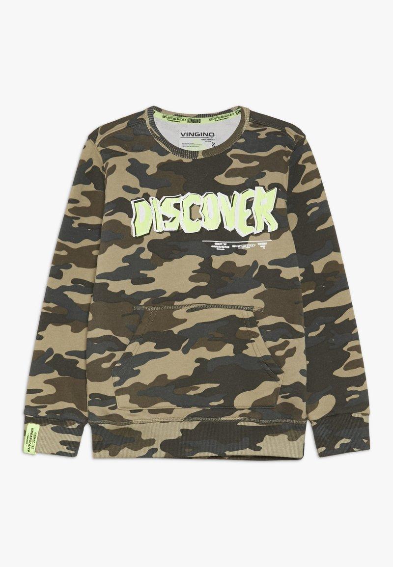 Vingino - NEVV - Sweater - green