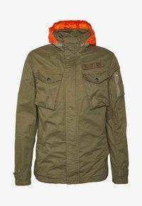Schott - NIELSEN - Summer jacket - khaki - 5