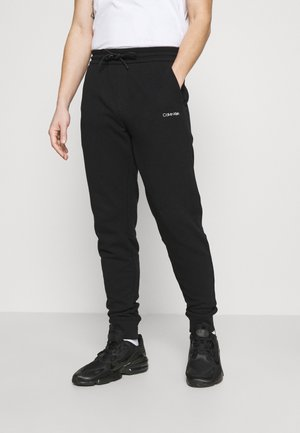 SMALL LOGO - Pantalon de survêtement - black