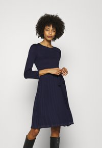 Anna Field - Denimové šaty - dark blue - 0