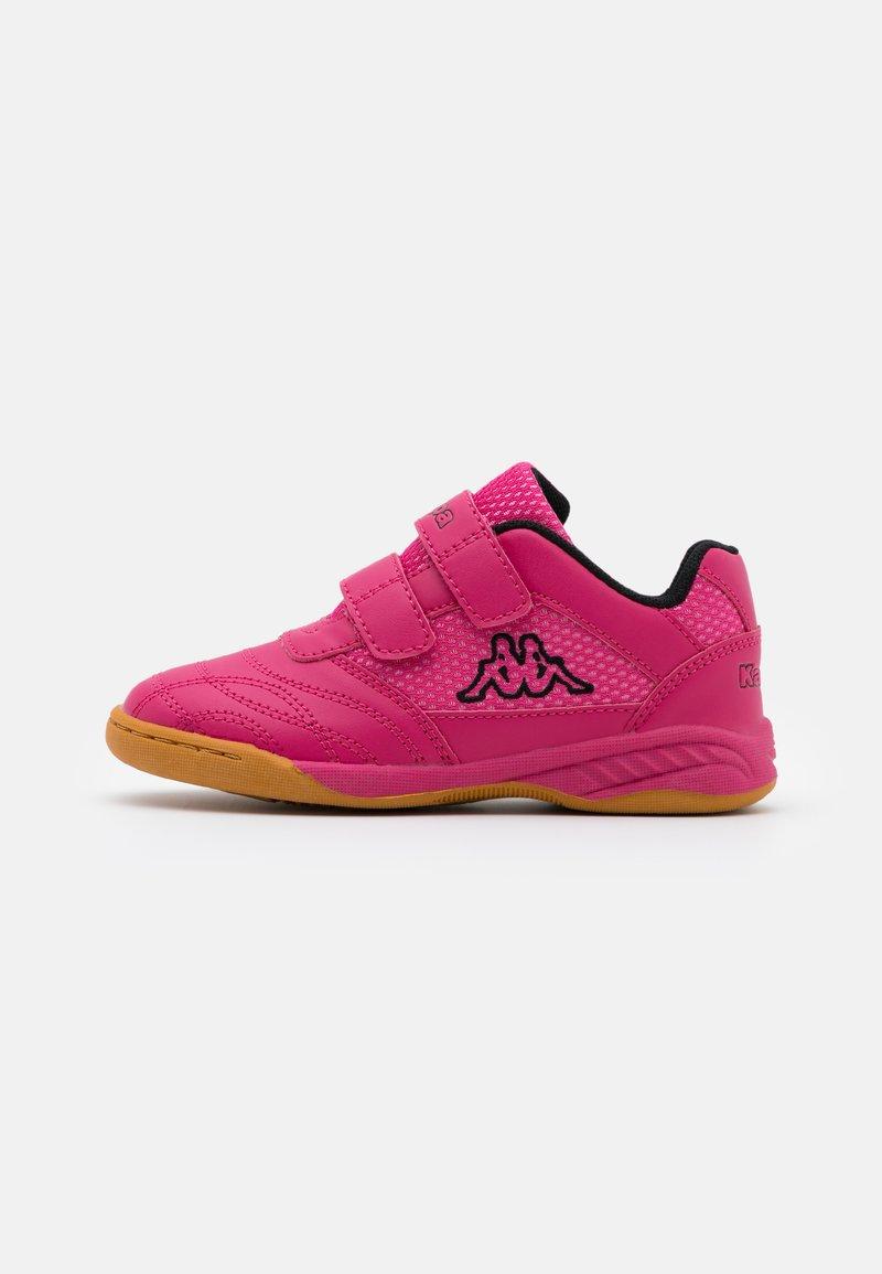 Kappa - KICKOFF - Sports shoes - pink/black