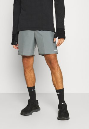 RUN SHORT - Sports shorts - smoke grey