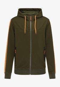 Mo - Light jacket - oliv - 4