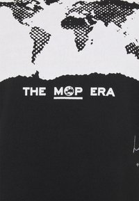 Marc O'Polo - ROUND NECK SHORT SLEEVE - Camiseta estampada - black - 2
