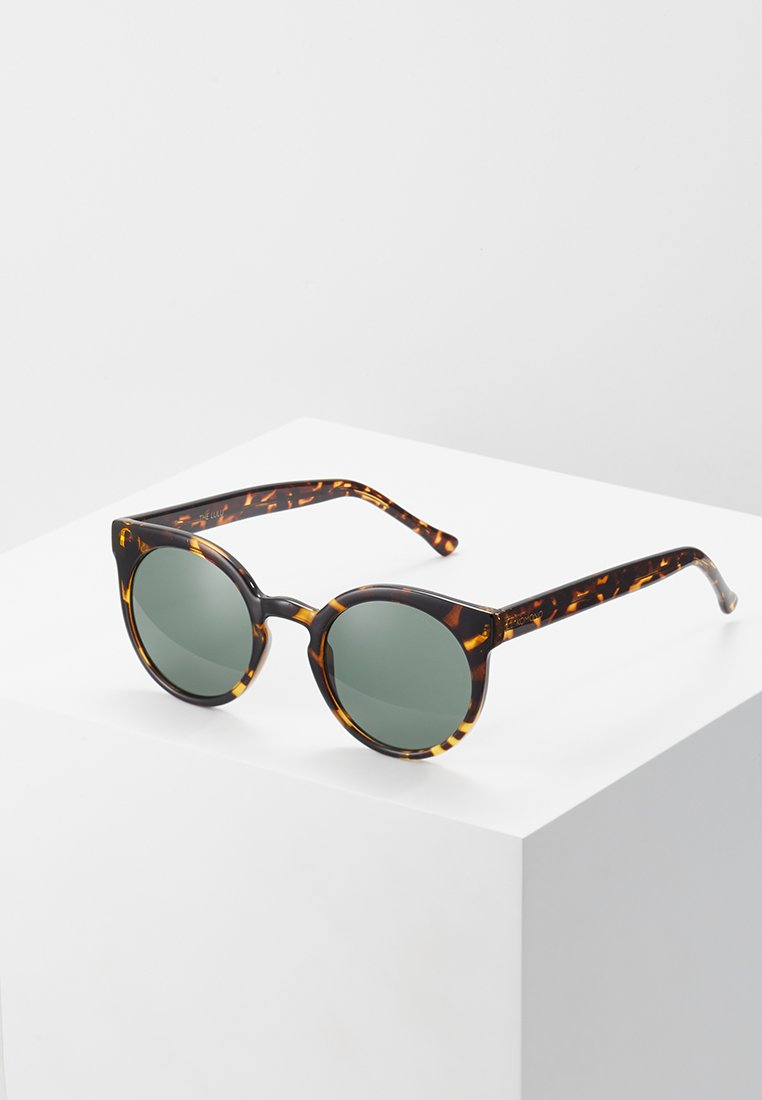 Komono - LULU - Sluneční brýle - dark brown/brown