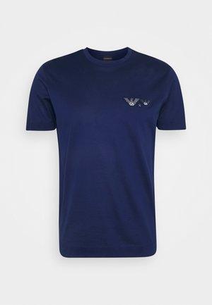 Basic T-shirt - colonia blu