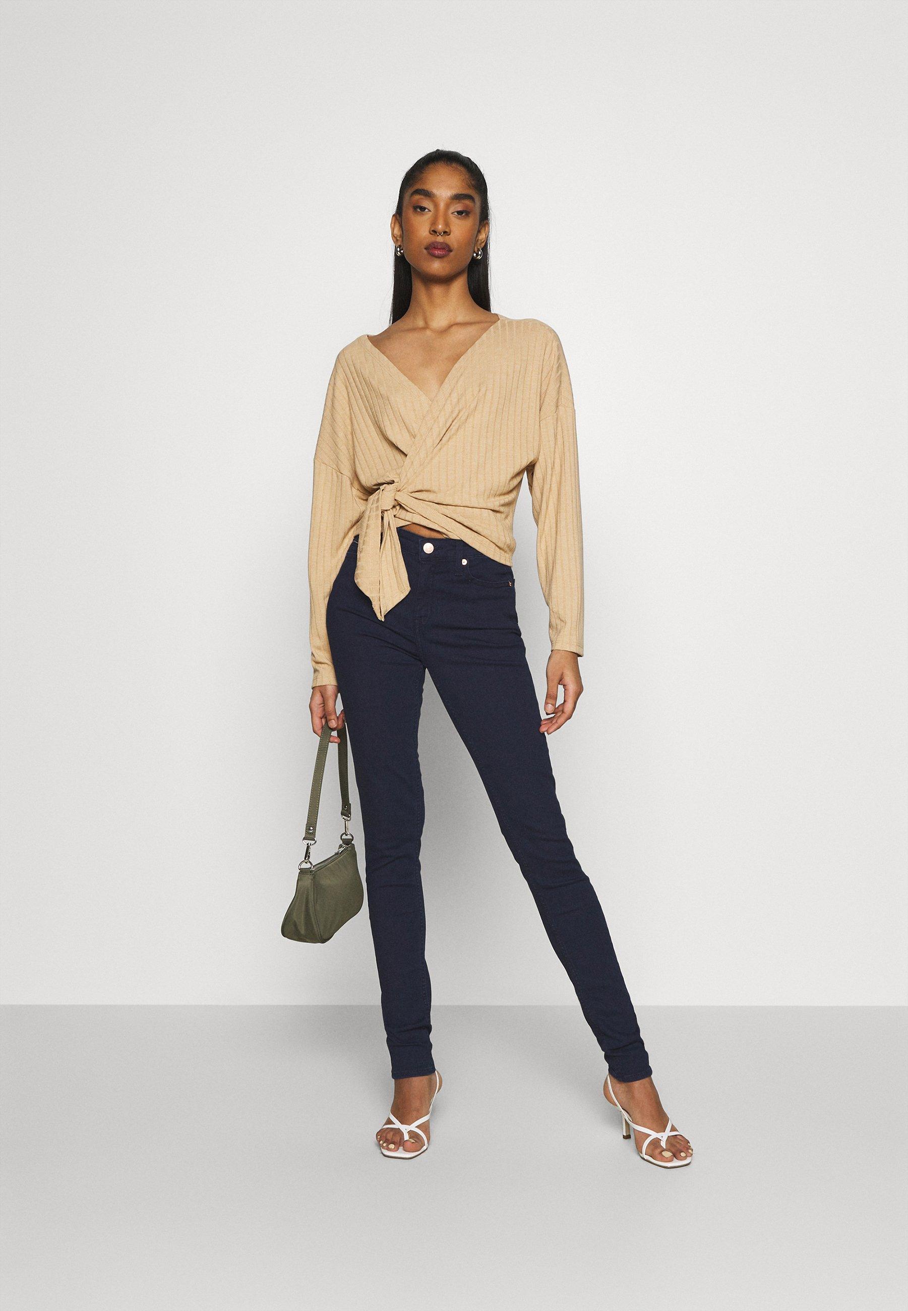 Women NORA SKINNY - Jeans Skinny Fit
