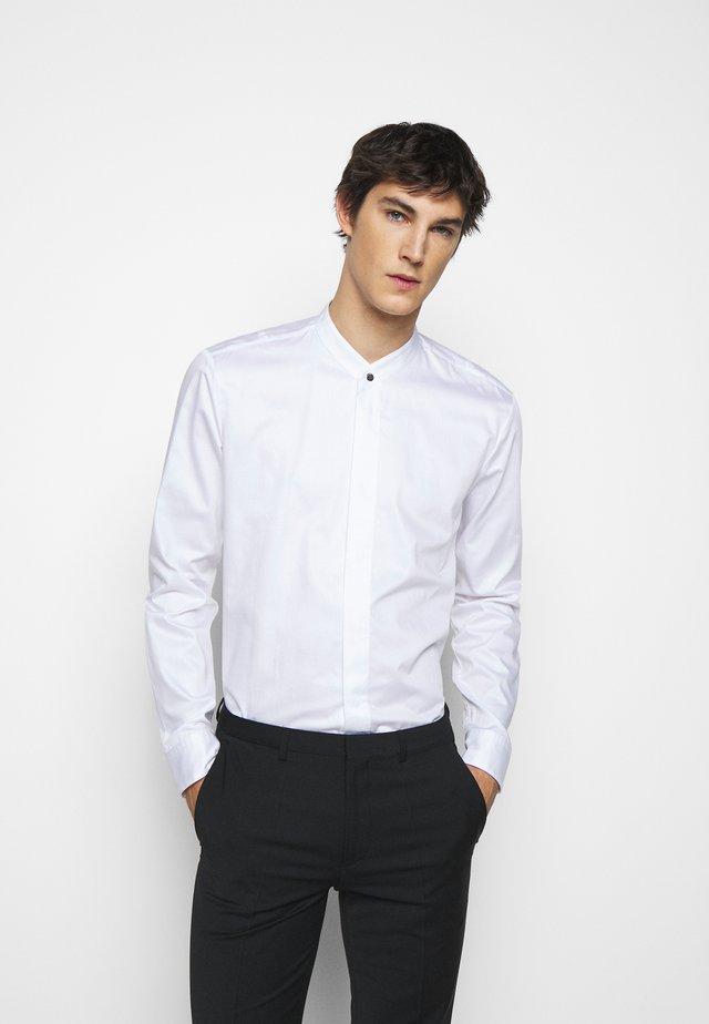 EPIROS - Camicia elegante - open white