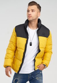 Jack & Jones - MIT - Winter jacket - yolk yellow - 0