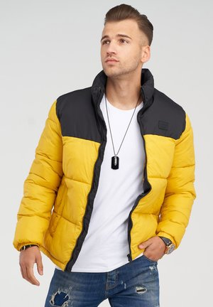 MIT - Winter jacket - yolk yellow