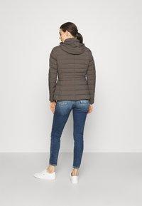 Lauren Ralph Lauren - INSULATED - Down jacket - mottled dark grey - 3