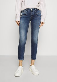 Freeman T. Porter - ALEXA CROPPED - Jeans Skinny Fit - madera - 0