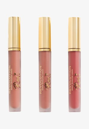 REVOLUTION X ROXXSAURUS LIP KIT - Lippalet - -