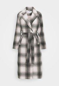VILULUS COAT - Classic coat - simply taupe