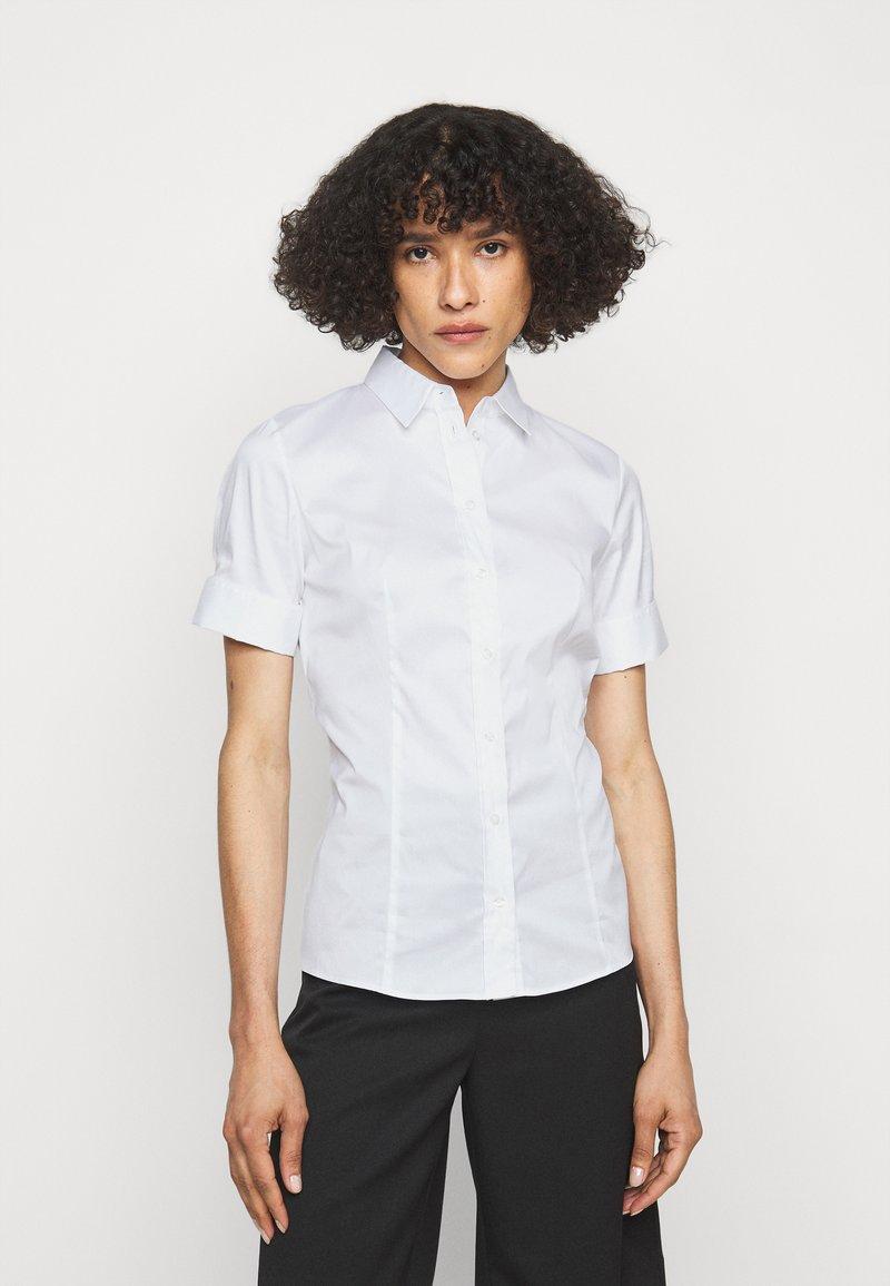 HUGO - ESHILA - Košile - white