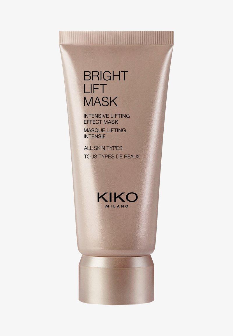 KIKO Milano - BRIGHT LIFT MASK - Face mask - -