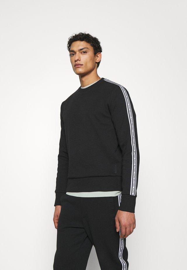 BLOCKED LOGO - Sweater - black