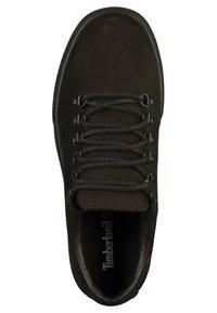 Timberland - Sneakersy niskie - alpi black - 1