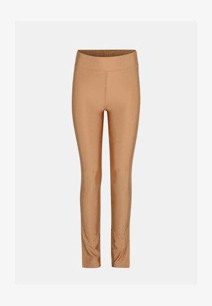 Legging - brown