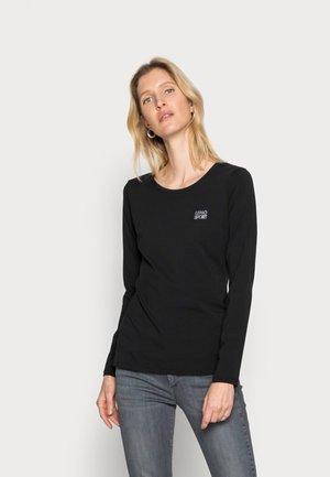 BASICA  - Long sleeved top - nero