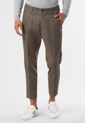 CHASY - Trousers - braun
