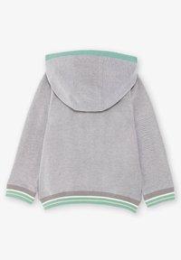 Sergent Major - Zip-up sweatshirt - gray - 2