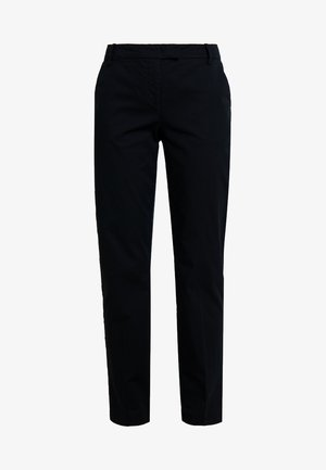 PANTS REGULAR RISE BUT COMFY - Pantaloni - black
