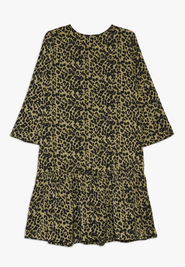 NLFRITTI DRESS - Vestido informal - plantation
